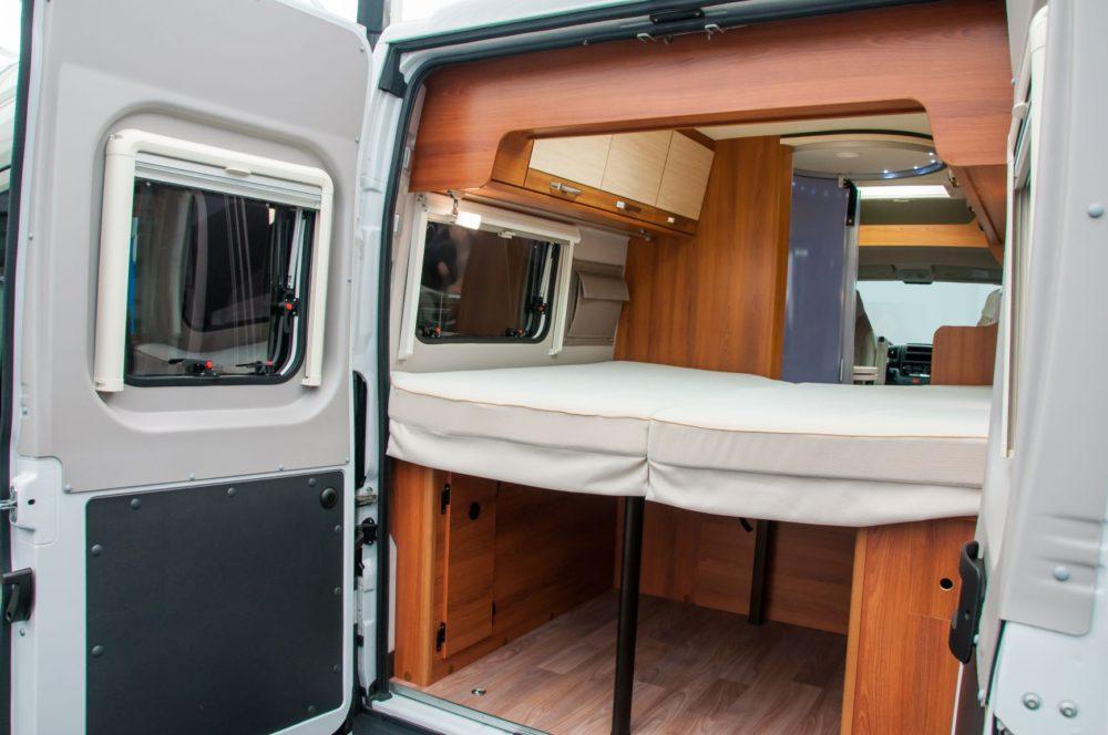 How to Rack Out a Van DIY
