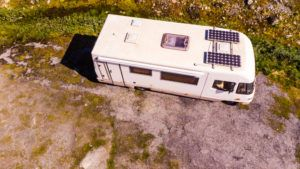 Best Solar Panels For Camper Van Conversion And RV