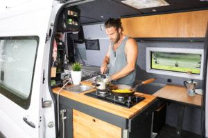 Best Two Burners Gas Stoves For Sprinter Conversion Vans