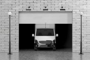 Can A Sprinter Van Fit In A Garage