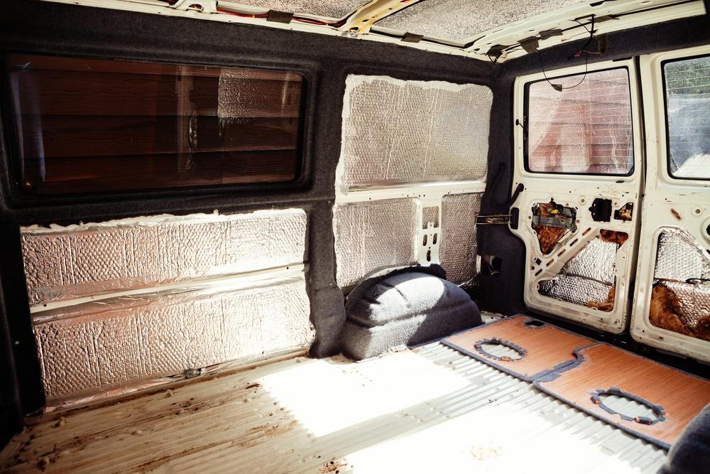 Guide To Flooring Materials In Camper Van Conversion
