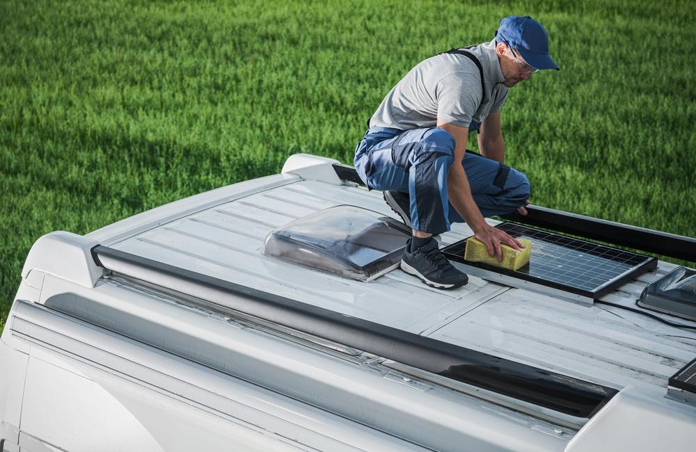 The 10 BEST Campervan Solar Panels