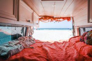 The BEST Campervan Bed Ideas for Van Life