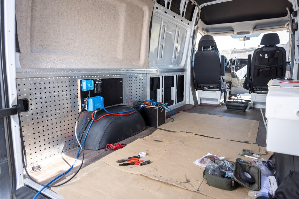 The Cost Of Converting A Sprinter Van Explained
