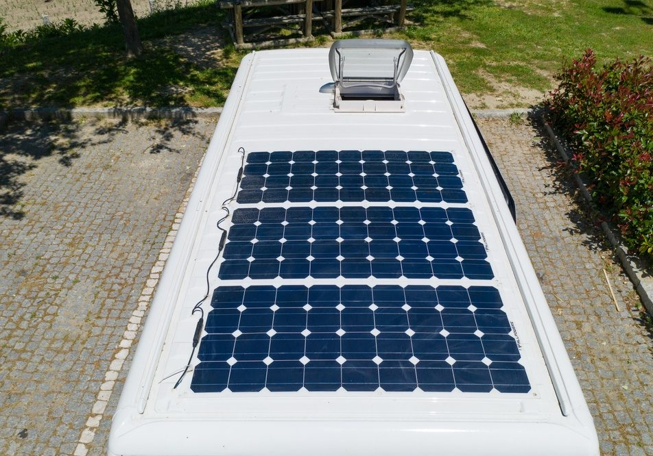 Best Solar Panels For Vans