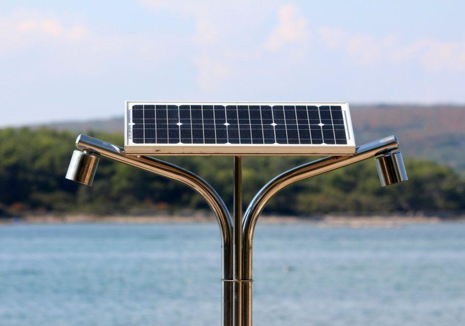 Best Solar Shower For Van