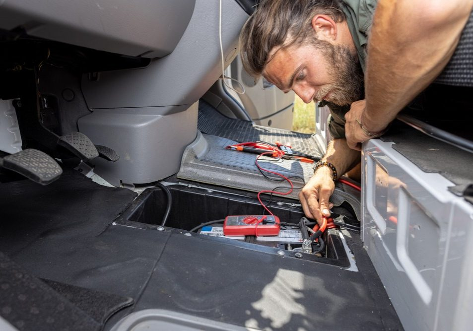 The ULTIMATE Guide To The Best Camper Van Batteries